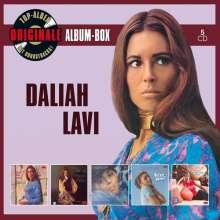 Daliah Lavi: Originale Album-Box, 5 CDs