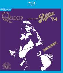 Queen: Live At The Rainbow '74, Blu-ray Disc