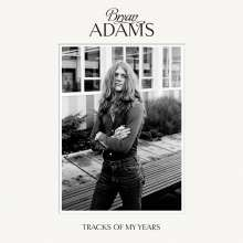 Bryan Adams: Tracks Of My Years, CD