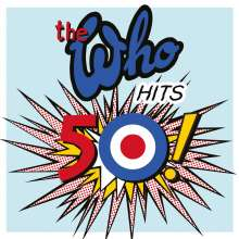 The Who: The Who Hits 50 (remastered) (180g), 2 LPs