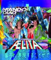 Mando Diao: Aelita (Limited Edition), Blu-ray Audio