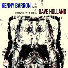 Kenny Barron & Dave Holland: The Art Of Conversation, CD