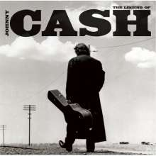 Johnny Cash: The Legend Of Johnny Cash (180g) (Limited Edition), 2 LPs