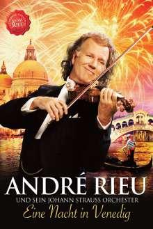 André Rieu: Eine Nacht in Venedig, DVD