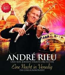 André Rieu: Eine Nacht in Venedig, Blu-ray Disc