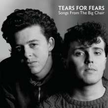 Tears For Fears: Songs From The Big Chair, CD