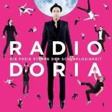 Radio Doria: Die freie Stimme der Schlaflosigkeit (CD + DVD), CD