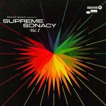 Revive Music Presents: Supreme Sonacy Vol. 1, CD