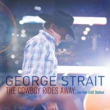 George Strait: The Cowboy Rides Away: Live From AT&T Stadium 2014, CD