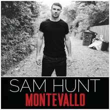 Sam Hunt: Montevallo, CD