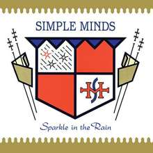 Simple Minds: Sparkle In The Rain (2014 Remastered), CD