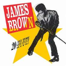 James Brown: 20 All Time Greatest Hits, 2 LPs