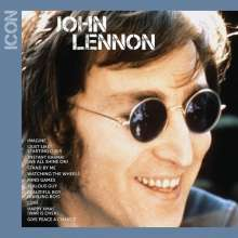 John Lennon (1940-1980): Icon, CD