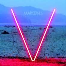 Maroon 5: V (Explicit), CD