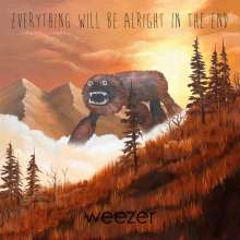 Weezer: Everything Will Be Alright In The End, CD