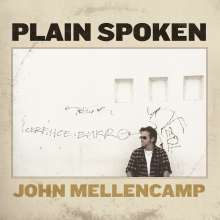 John Mellencamp (aka John Cougar Mellencamp): Plain Spoken, CD