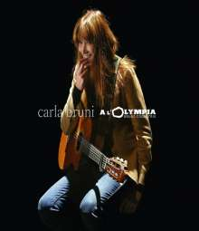 Carla Bruni: A L'Olympia, Blu-ray Disc