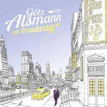 Götz Alsmann: Am Broadway (Day-Edition), CD