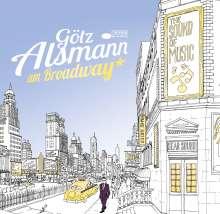 Götz Alsmann: Am Broadway (180g) (Limited Edition) (Blue Vinyl), 2 LPs
