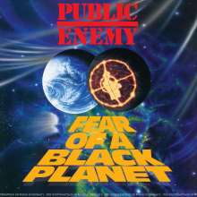 Public Enemy: Fear Of A Black Planet (180g) (Limited Edition), LP