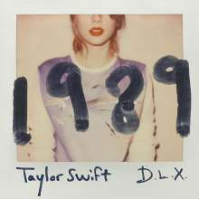 Taylor Swift: 1989 (Deluxe Edition), CD