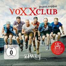 voXXclub: Ziwui  (Deluxe Edition) (CD + DVD), CD