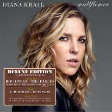 Diana Krall (geb. 1964): Wallflower (Deluxe Edition) (Jewelcase), CD