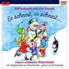 Es schneit, es schneit - schönste Winterlieder, CD
