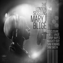 Mary J. Blige: The London Sessions (Limited Deluxe Edition), 2 LPs