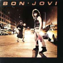 Bon Jovi: Bon Jovi (remastered) (180g), LP