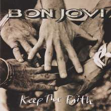 Bon Jovi: Keep The Faith (remastered) (180g), 2 LPs