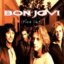 Bon Jovi: These Days (remastered) (180g), 2 LPs