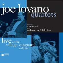 Joe Lovano (geb. 1952): Live At The Village Vanguard Vol. 1 (remastered) (180g) (Limited Edition), 2 LPs