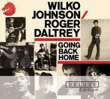 Wilko Johnson & Roger Daltrey: Going Back Home (Deluxe-Edition), 2 CDs