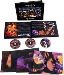 The Tragically Hip: Fully Completely (Limited Super Deluxe Edition) (2CD + DVD), 2 CDs und 1 DVD
