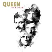 Queen: Forever, CD