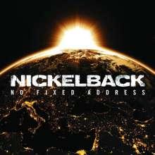 Nickelback: No Fixed Address, CD