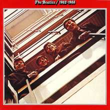The Beatles: 1962 - 1966 (The Red Album) (remastered) (180g) (Limited-Edition), 2 LPs