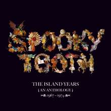 Spooky Tooth: The Island Years - An Anthology 1967 - 1974 (Limited Edition), 9 CDs