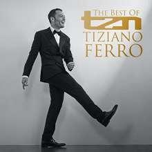 Tiziano Ferro: TZN: The Best Of Tiziano Ferro, 2 CDs