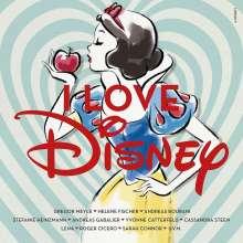 I Love Disney, CD