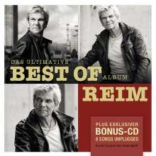 Matthias Reim: Das ultimative Best Of Reim Album, 2 CDs