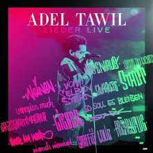 Adel Tawil: Lieder - Live 2014, 2 CDs
