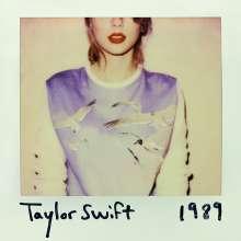 Taylor Swift: 1989, CD