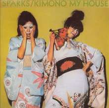 Sparks: Kimono My House (40th Anniversary Edition) (180g), 2 LPs