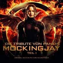 Filmmusik: Die Tribute von Panem - Mockingjay Teil 1, CD