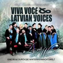 Viva Voce & Latvian Voices: Zeit der Wunder, CD