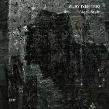Vijay Iyer (geb. 1971): Break Stuff, CD