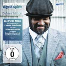 Gregory Porter (geb. 1971): Liquid Spirit (Deluxe Edition), CD