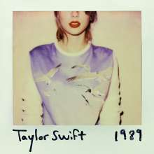 Taylor Swift: 1989, 2 LPs